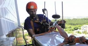 instalações de ar condicionados em goiânia via rapel