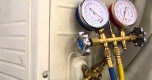 Troca de Gás do ar condicionado em Goiânia