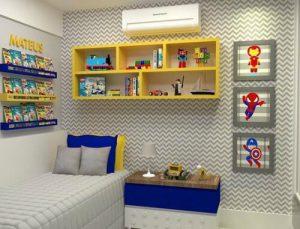 Temperatura ideal para quarto de criança