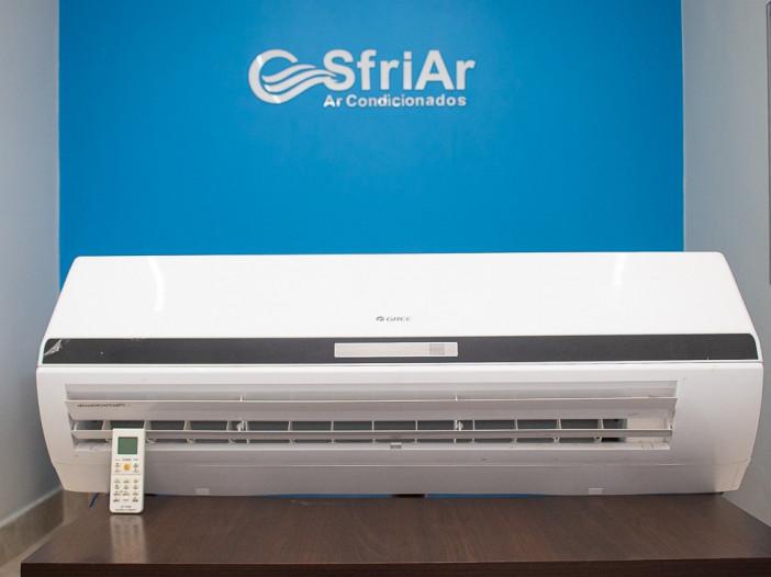 Comprar ar condicionado semi novo Gree 18.000