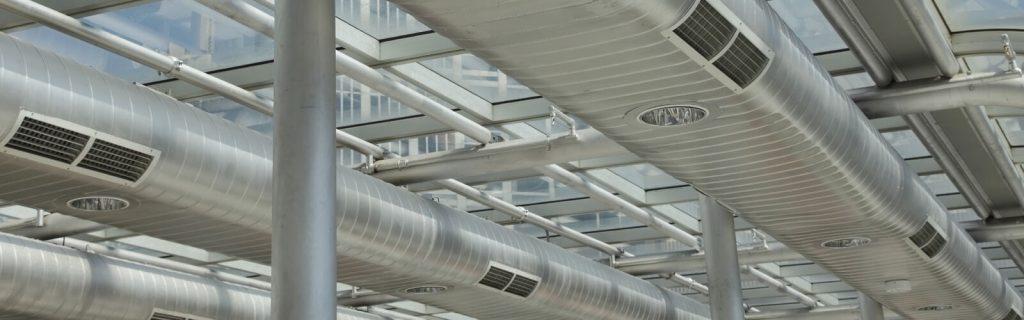 Instalação de dutos flexiveis