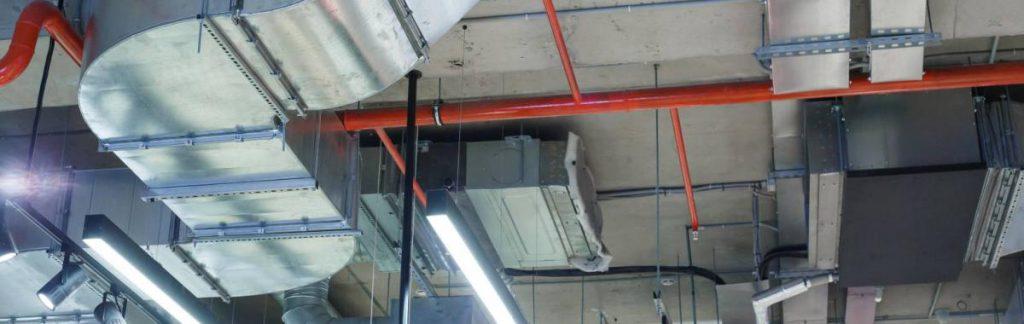 Instalação de dutos TDC