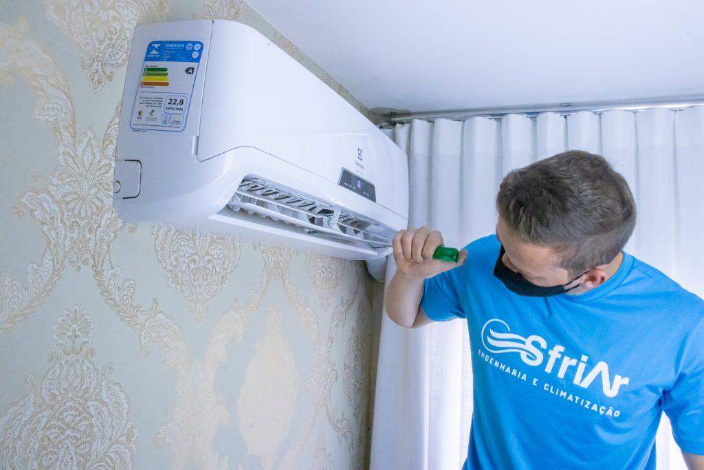 Comprar instalação de ar condicionado no Brasil
